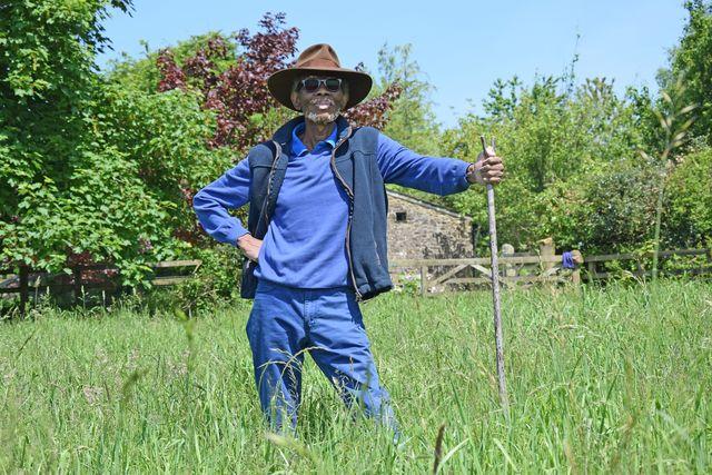 wilfred emmanuel jones the black farmer