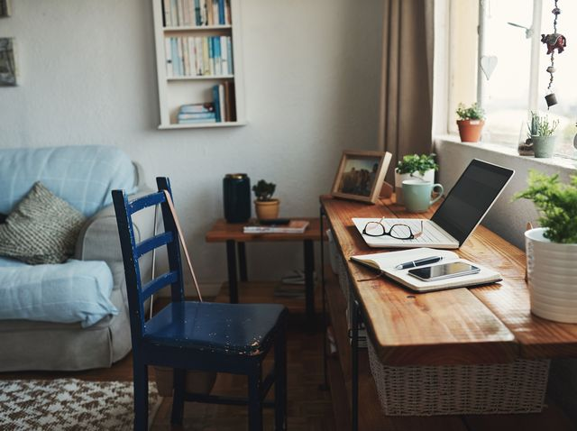 Home Office Ideas To Make Working From Home More Comfortable