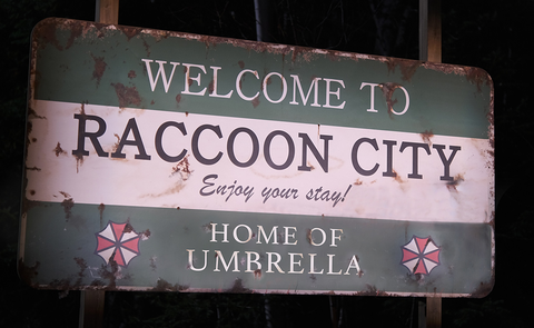 resident evil welcome to raccoon city 2021