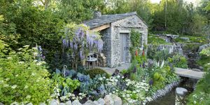 Welcome to Yorkshire garden designed by Mark Gregory, built by Landform Consultants - Chelsea Flower Show 2018