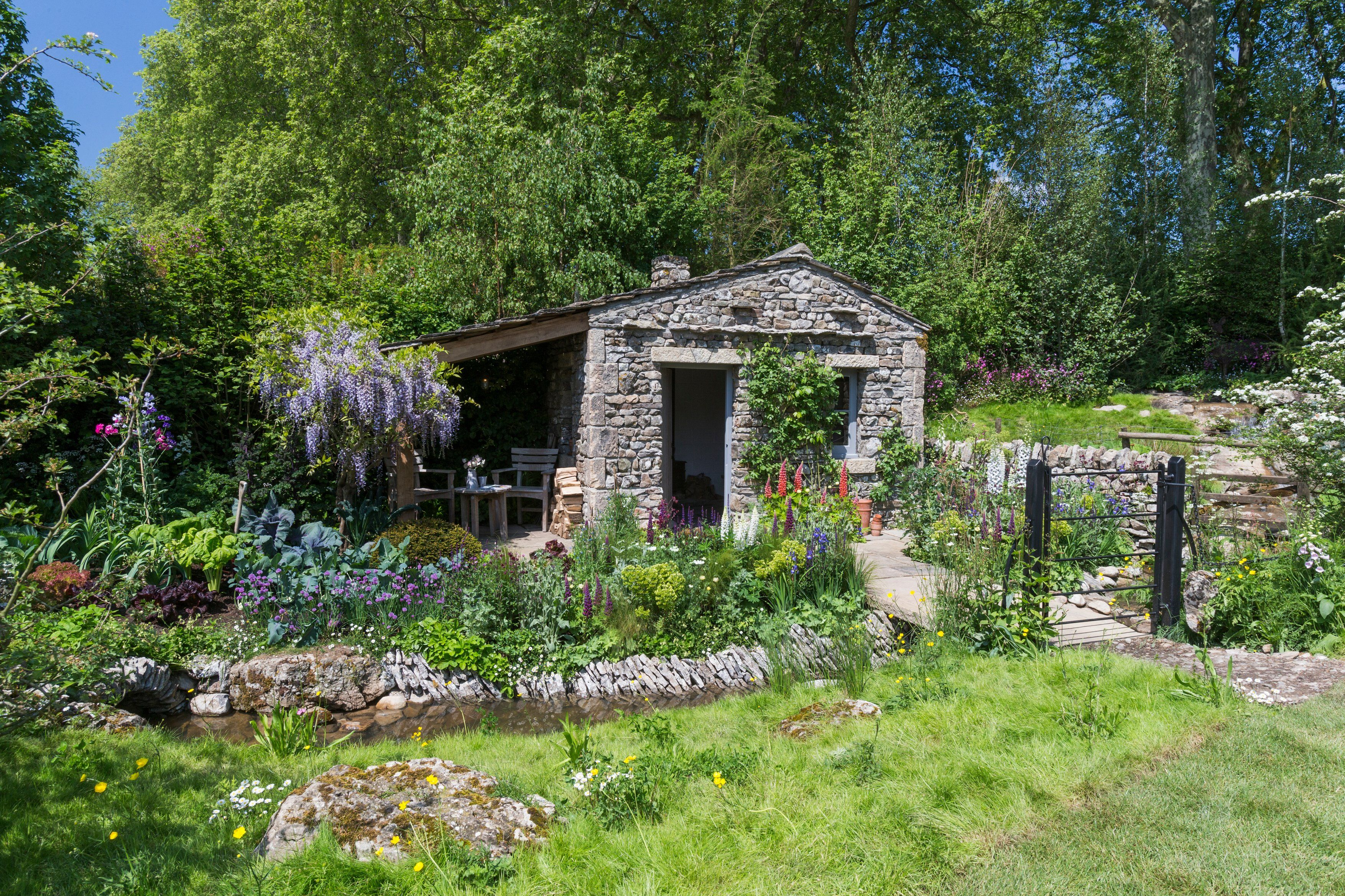Chelsea Flower Show's Garden of the Decade winner: Mark Gregory's 2018 Welcome to Yorkshire Garden