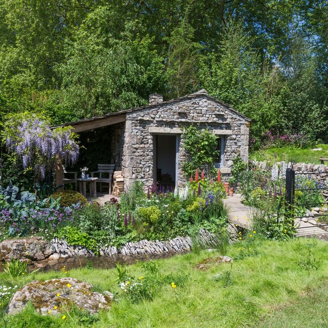 welcome to yorkshire designed by mark gregory sponsored by welcome to yorkshire rhs chelsea flowershow 2018 stand no 325