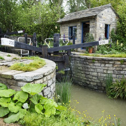 welcome to yorkshire garden at the chelsea flower show 2019