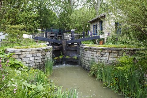 Chelsea Flower Show 2019 - Welcome to Yorkshire garden by Mark Gregory