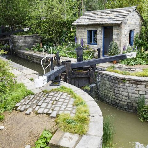 Welcome to Yorkshire Chelsea Flower Show garden 2019 Mark Gregory
