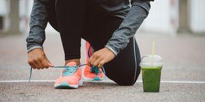 Welk tijdstip om hard te lopen is het beste als je op gewicht wil blijven?