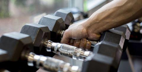 Welke spieren kun je het beste samen trainen?