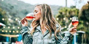 Welke wijn kun je het best drinken als je op je gewicht let?