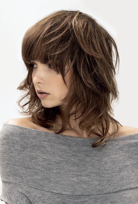tagli capelli scalati