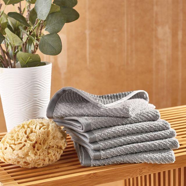 charcoal wash cloth pack