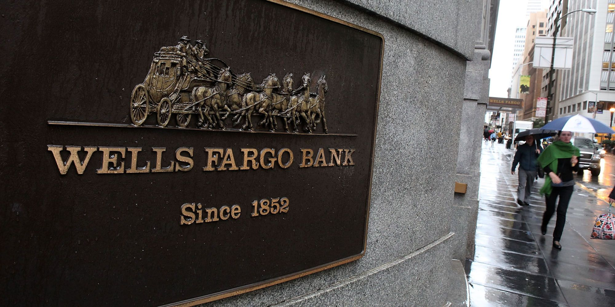 Wells Fargo Reports Quarterly Earnings