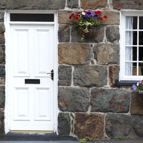 Welsh cottage detail