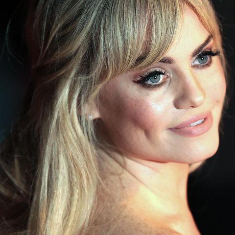 Welsh singer Duffy arrives at the Brit a