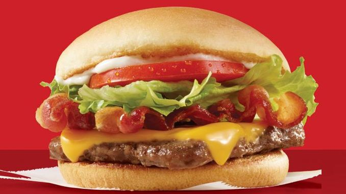 Wendy S Is Giving Away Free Junior Bacon Cheeseburgers This August