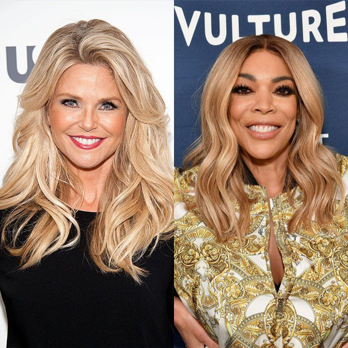 Wendy Williams Thinks Christie Brinkley Faked Her 'DWTS' Injury, and the Model Is Not Pleased