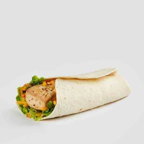 Wendy's Grilled Chicken Wrap