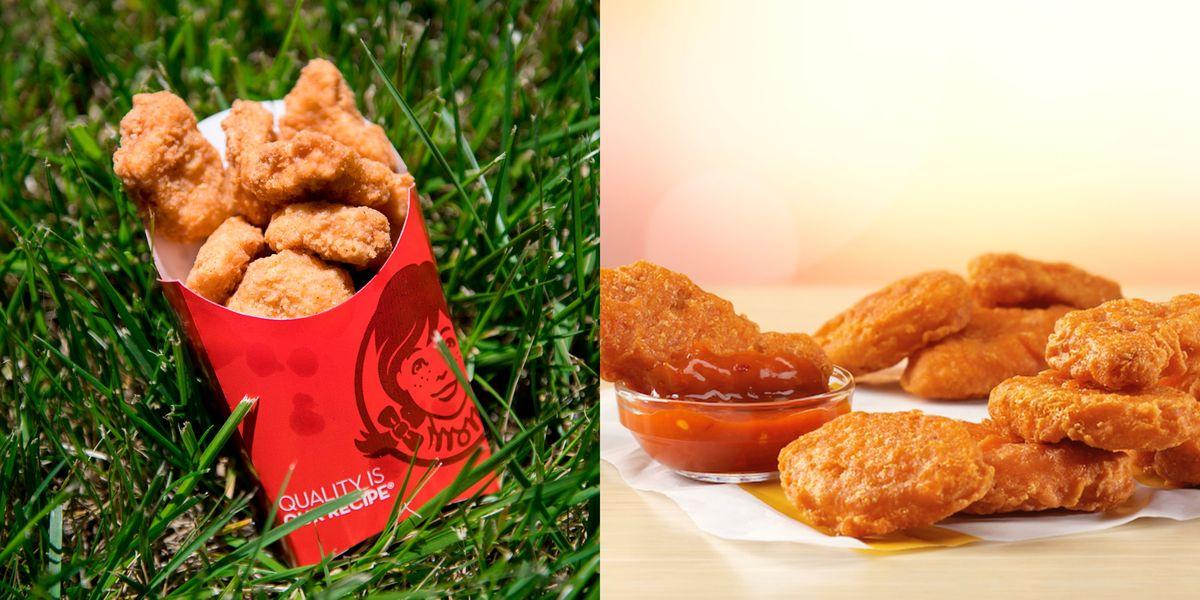Wendy's Roasted McDonald's New Spicy Chicken Nuggets And The Tweet Is HARSH