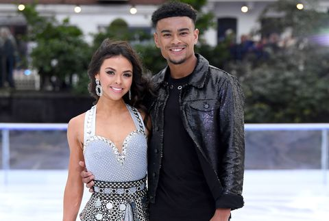 Dancing On Ice 2019 Line Up When Is It On Results And Judges
