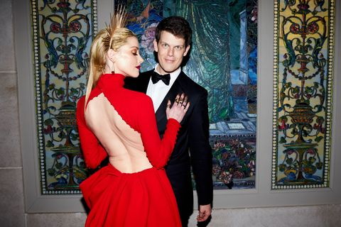 Heavenly Bodies: Fashion & The Catholic Imagination Costume Institute Gala - InsideWes Gordon