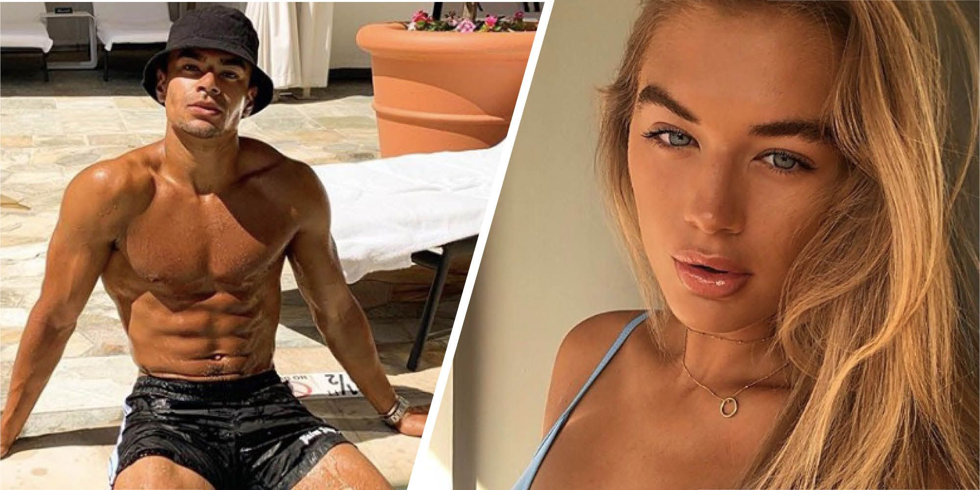 Are Love Island's Wes Nelson and Arabella Chi dating?