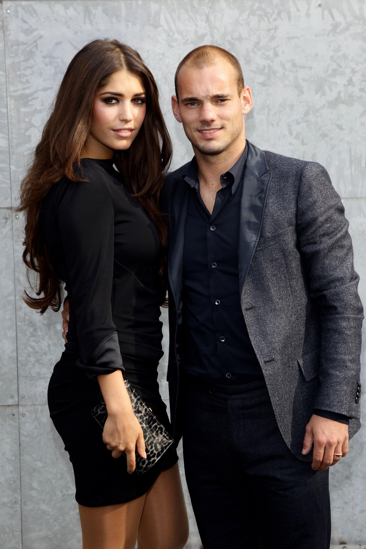 Gwen is ook recentelijk gescheiden en, net als Blake, jurylid bij The.