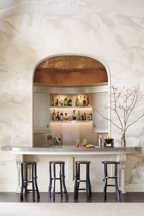 26 Colorful Home Bar Ideas Fun Designs For Small Home Bars