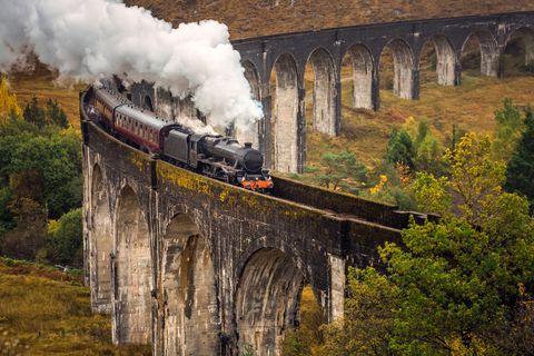 UK holiday destinations - Scottish Highlands