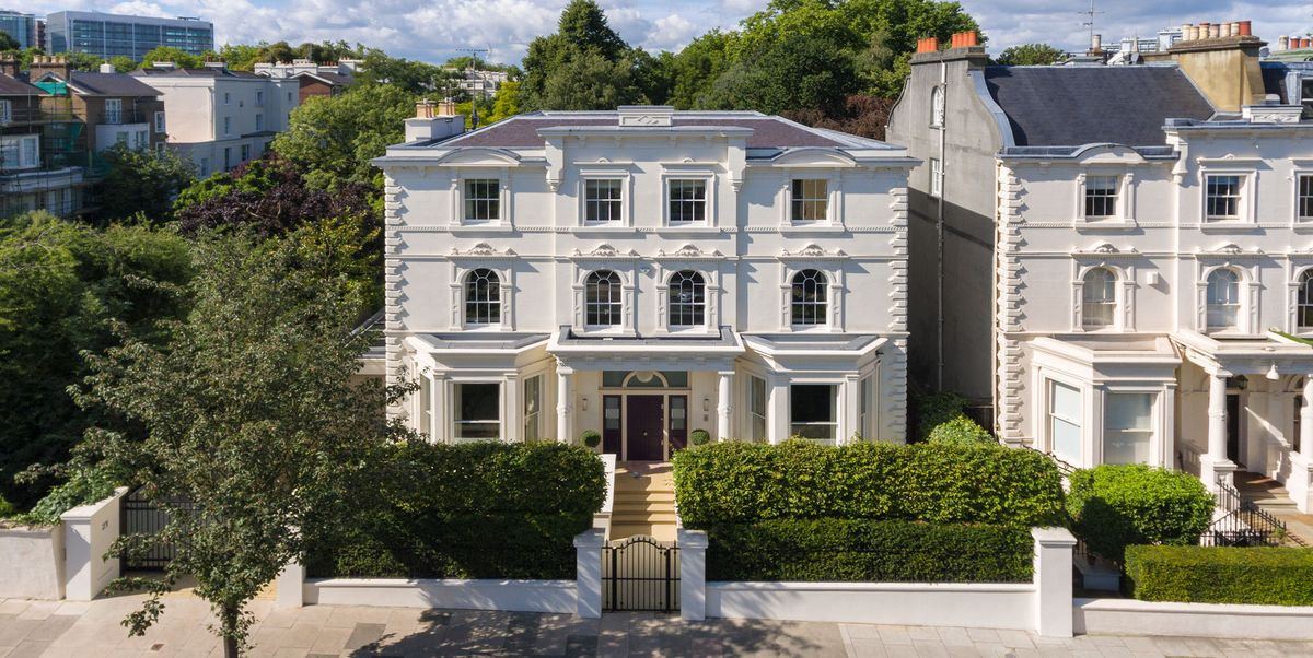 Luxurious 163 25m Mansion For Sale In Little Venice West London