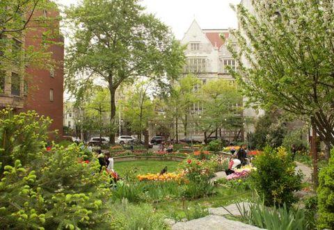West Side Community Garden, Manhattan