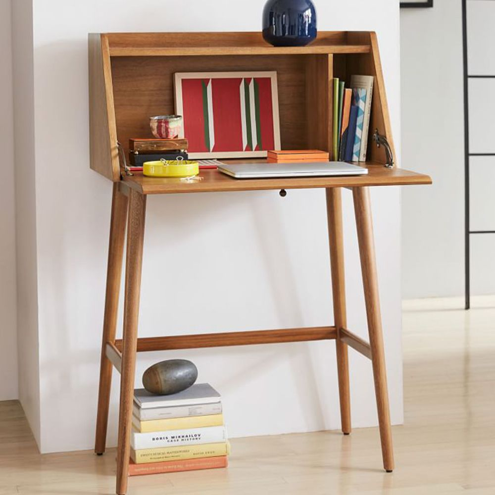 12 Best Secretary Desks For Small Spaces Modern