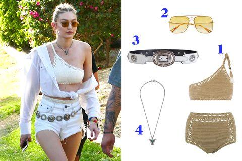 Eyewear, White, Clothing, Glasses, Sunglasses, Fashion, Shorts, Summer, Waist, Bikini,