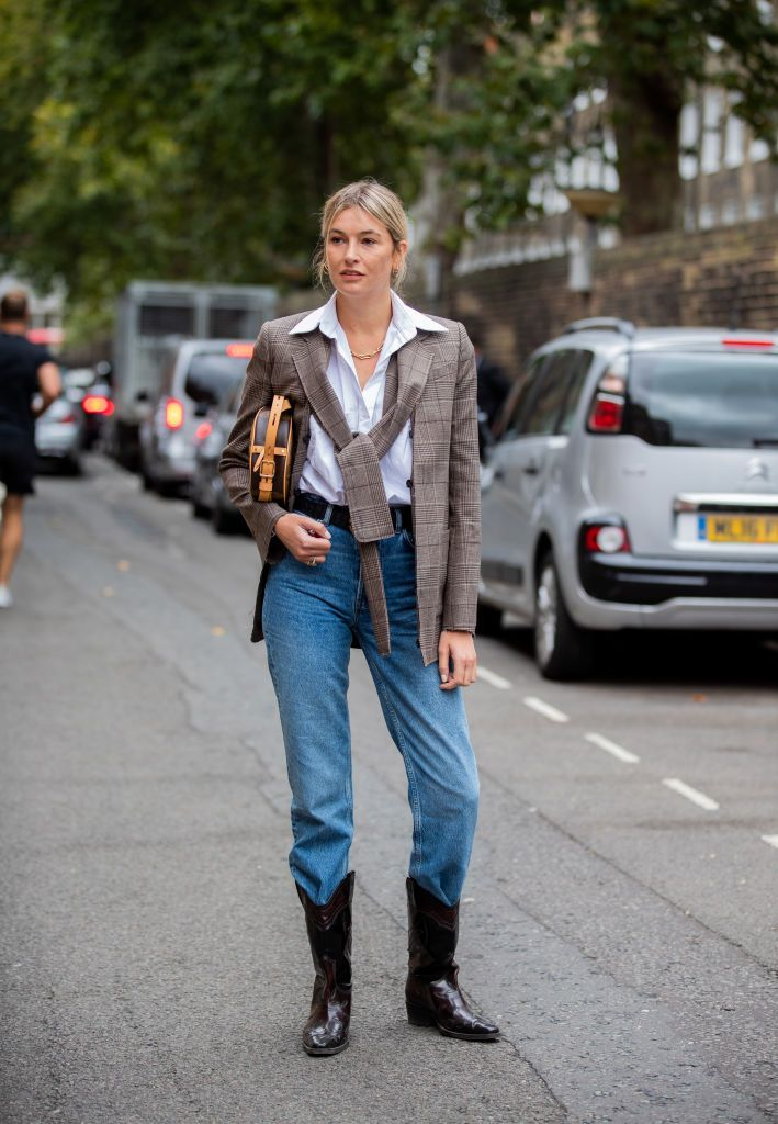 5 ways to wear cowboy boots if you've never tried to the trend