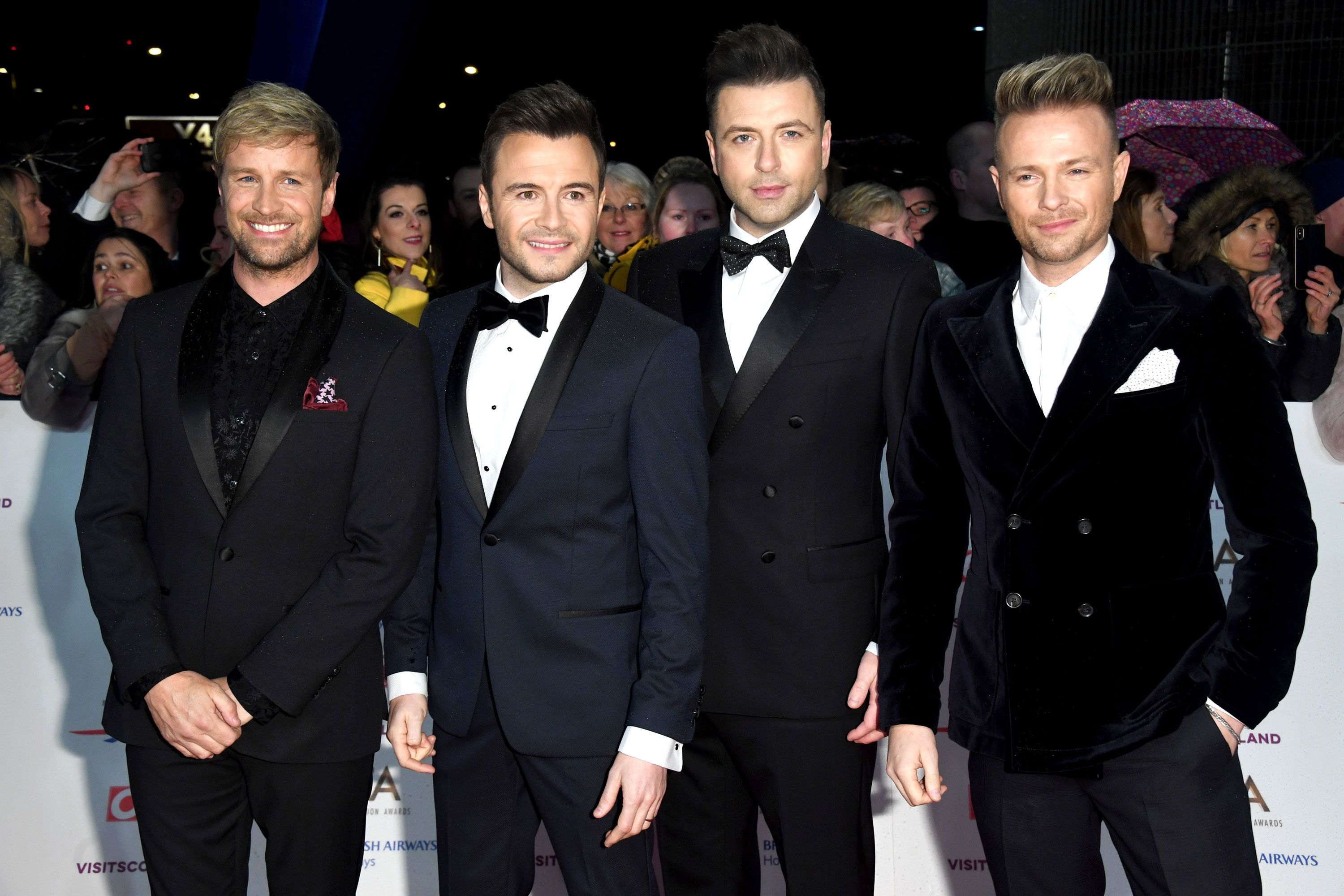 Westlife announce a huge new UK show for 2020