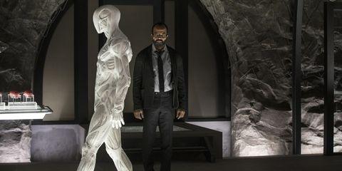 Sculpture, Fashion, Statue, Art, Suit, Visual arts,