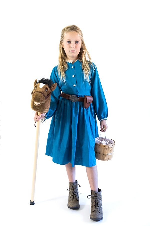 westworld dolores homemade halloween costume  sc 1 st  Country Living Magazine & 65+ Homemade Halloween Costumes for Kids - Easy DIY Kids Halloween ...