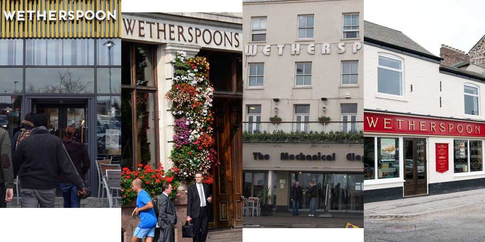 How Wetherspoon's Conquered Britain