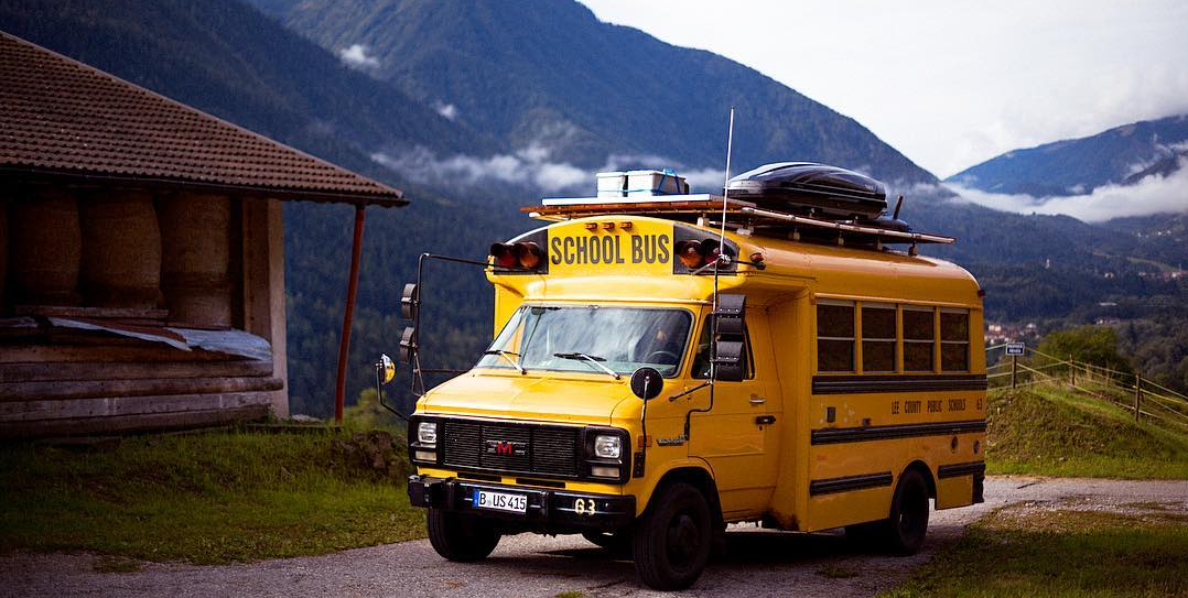 This School Bus Was Converted Into A Tiny Home In Germany-7590