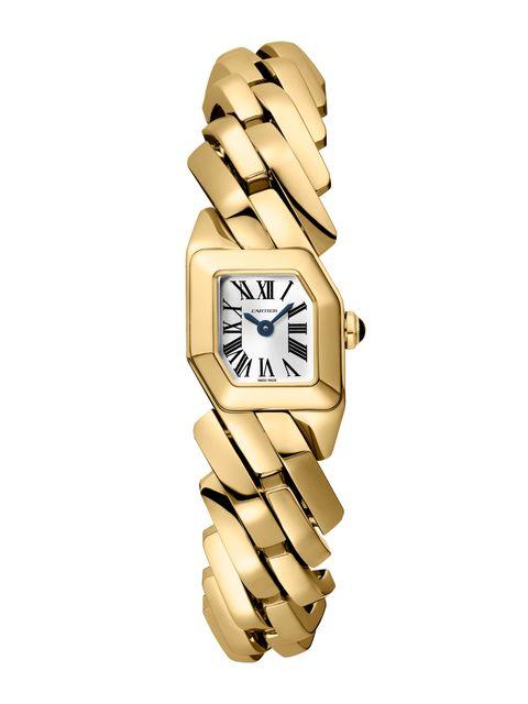 Analog watch, Watch, Watch accessory, Fashion accessory, Jewellery, Beige, Strap, Metal,