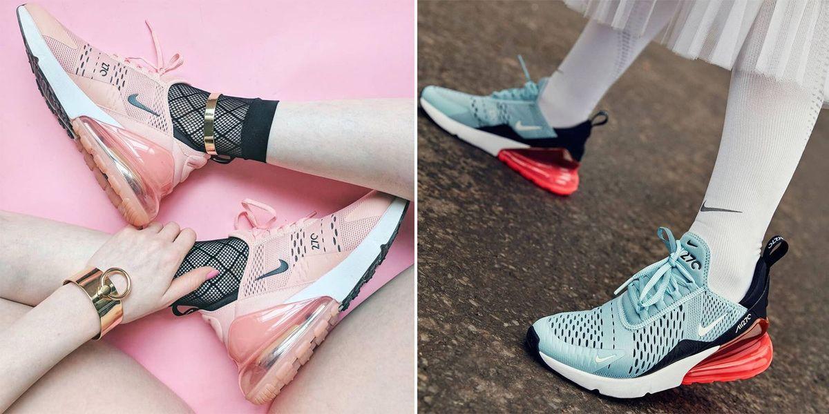 「Nike Air Max 270街拍」的圖片搜尋結果