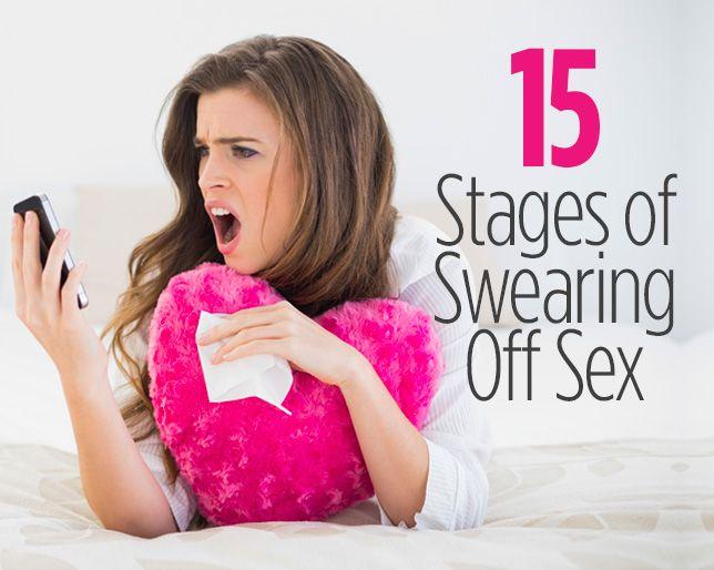 Swearing during sex