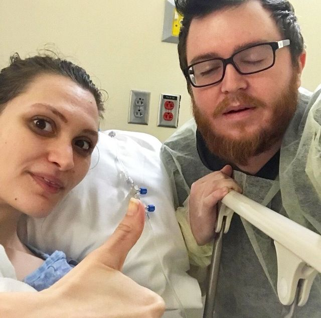 bartholin's cyst patient story