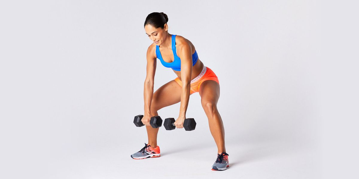 How To Do A Sumo Deadlift - Learn Perfect Sumo Deadlift Form