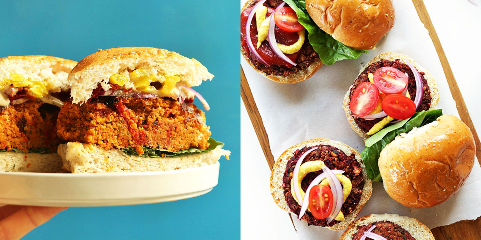 18 Veggie Burger Recipes That Will Totally Hit The Spot
