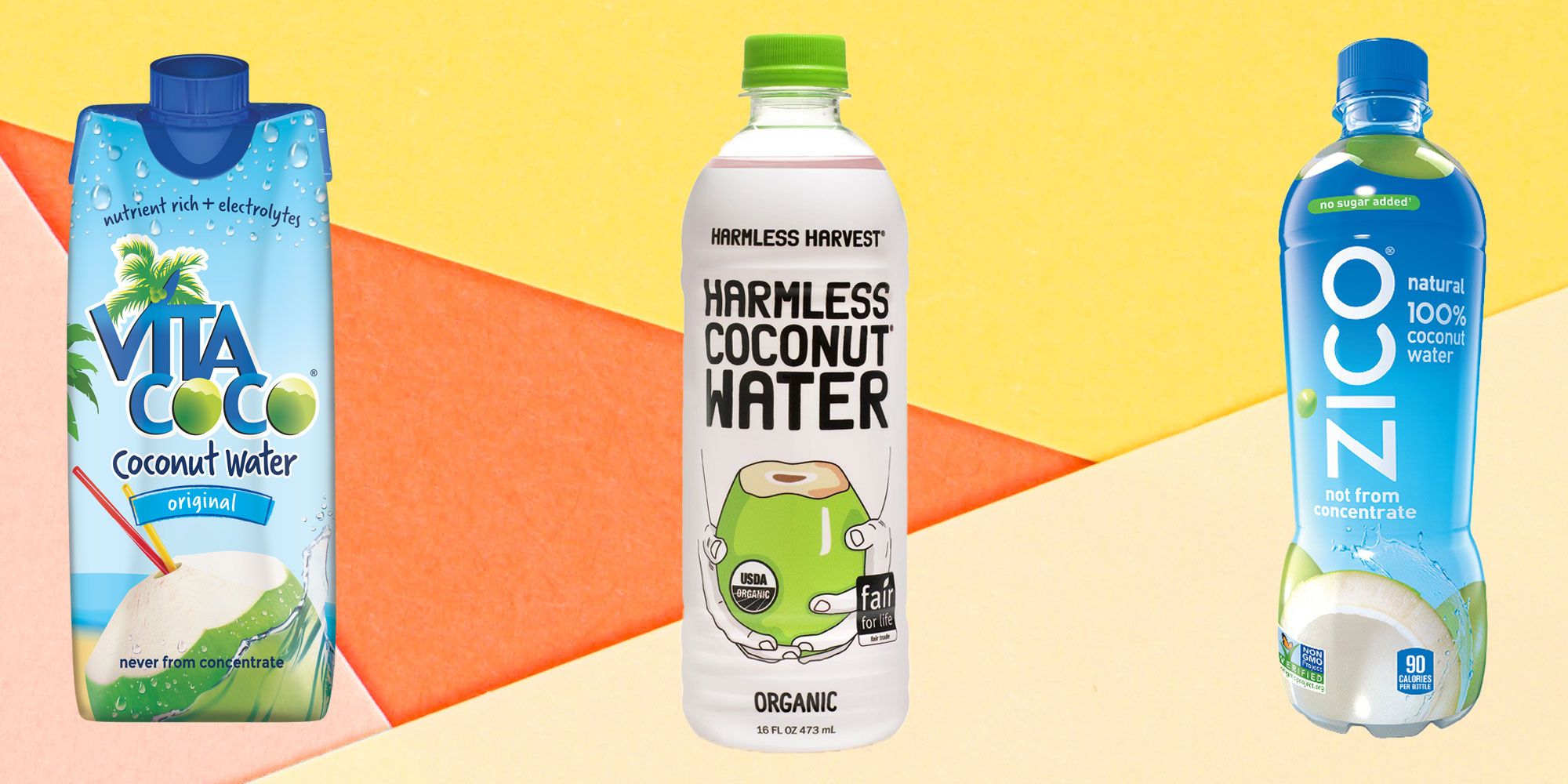The 9 Healthiest Coconut Water Brands of 2020, According to Nutritionists