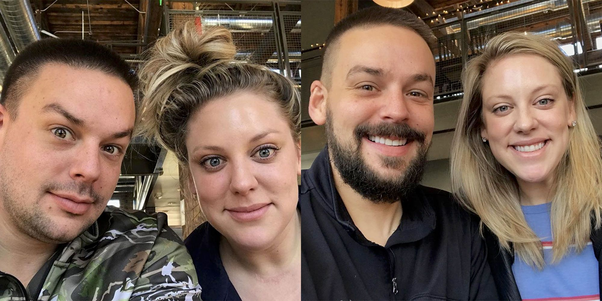 Briana Culberson And Her Husband Ryan Just Shared Their Favorite Keto Blueberry Muffin Recipe