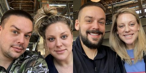 Ryan and Briana Culberson lost weight on the keto diet