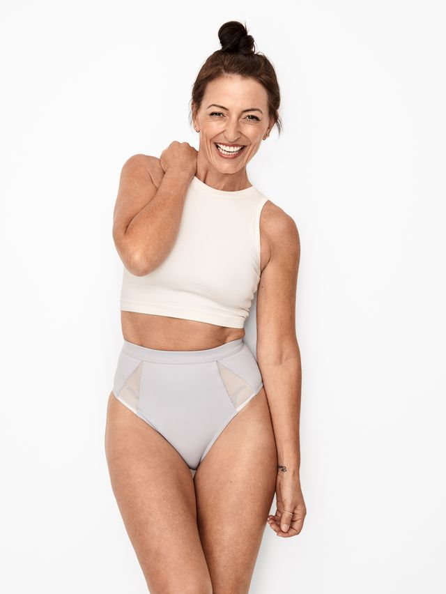 davina mccall on confidence lessons and being fit at 52