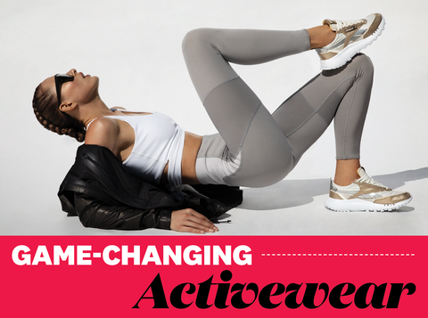 game changing activewear