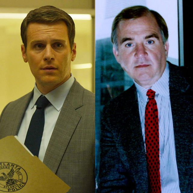 What Mindhunter Netflix Tv Show Cast Looks Like Vs Real People