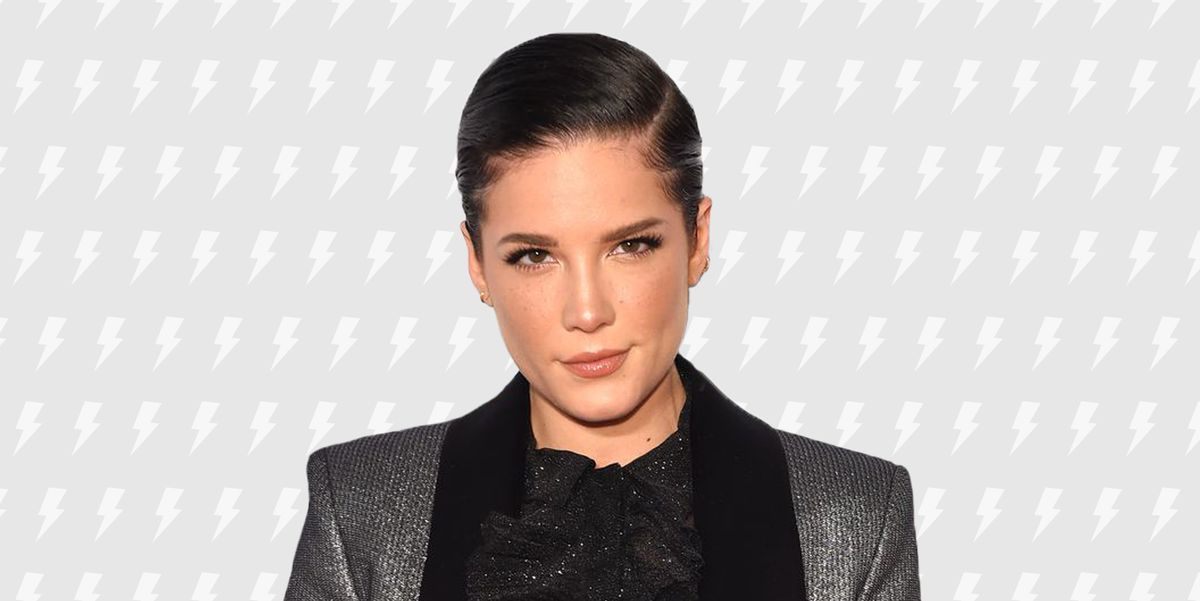 Halsey Shows Armpit Hair On Rolling Stone Cover Photo
